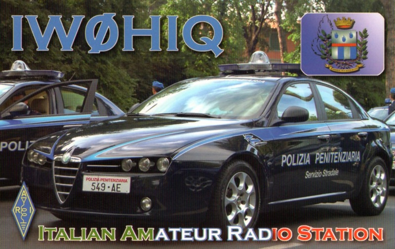 QSL image for IW0HIQ