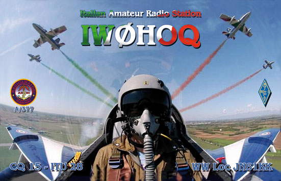QSL image for IW0HOQ