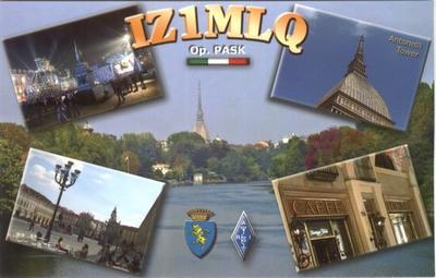 QSL image for IZ1MLQ