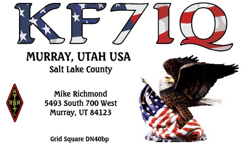 QSL image for KF7IQ