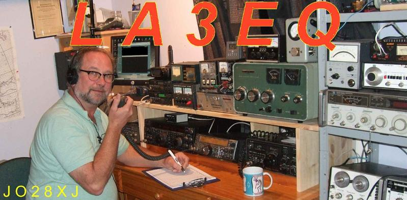 QSL image for LA3EQ