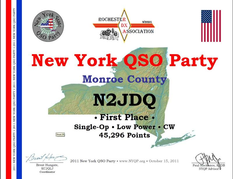QSL image for N2JDQ