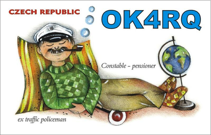 QSL image for OK4RQ