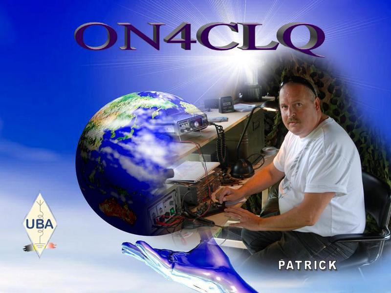 QSL image for ON4CLQ