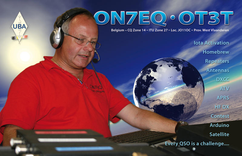 QSL image for ON7EQ