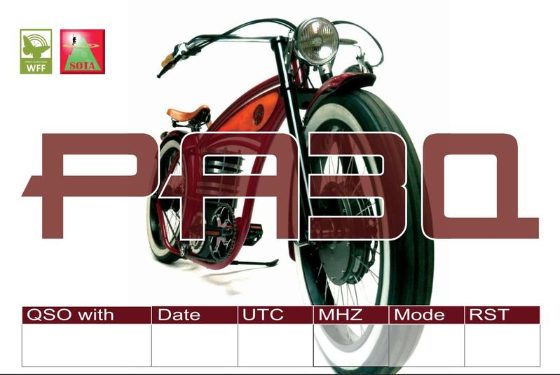 QSL image for PA3Q