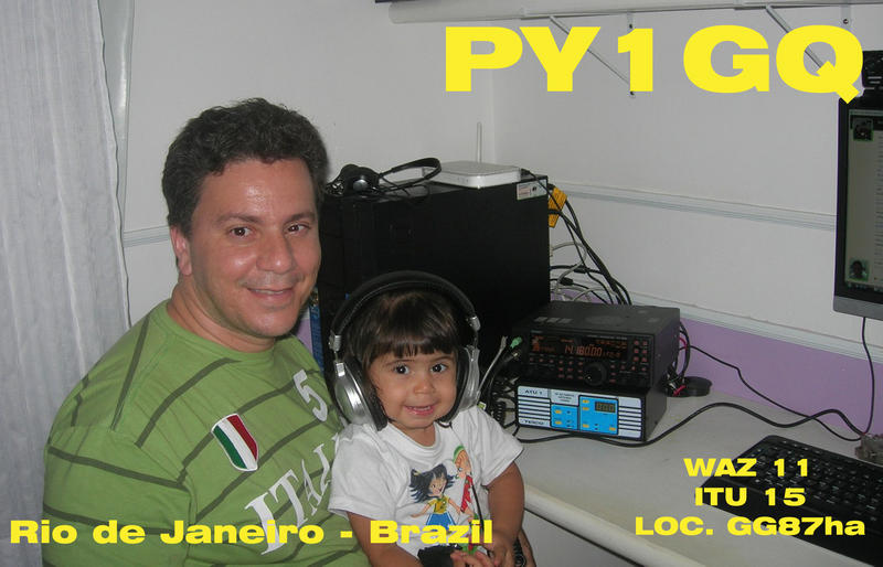QSL image for PY1GQ