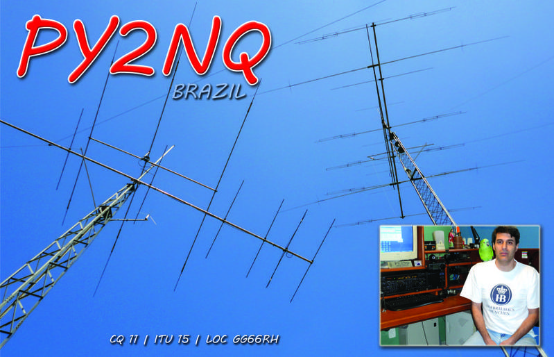 QSL image for PY2NQ