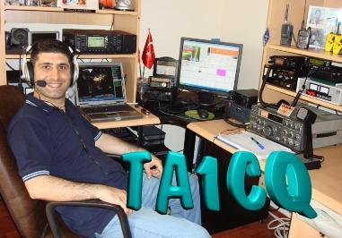 QSL image for TA1CQ