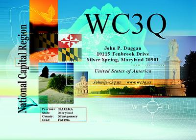 QSL image for WC3Q