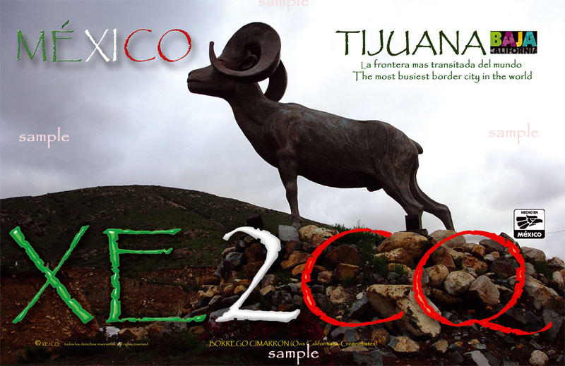 QSL image for XE2CQ