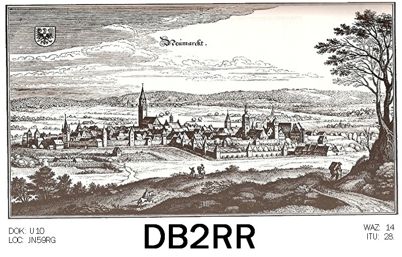 QSL image for DB2RR
