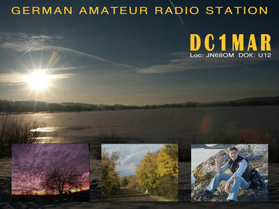 QSL image for DC1MAR