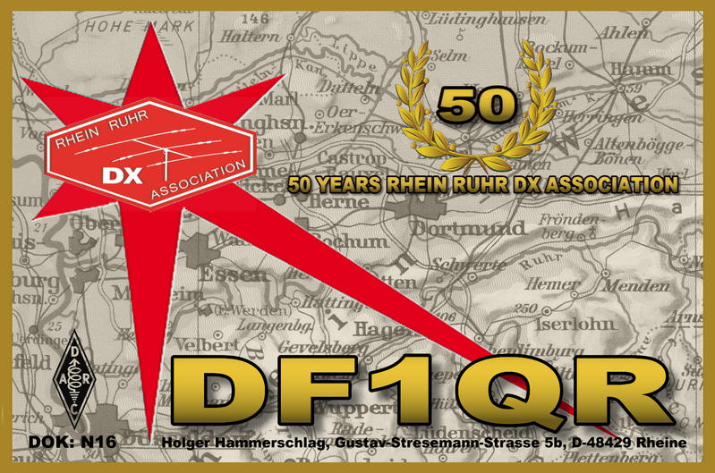 QSL image for DF1QR