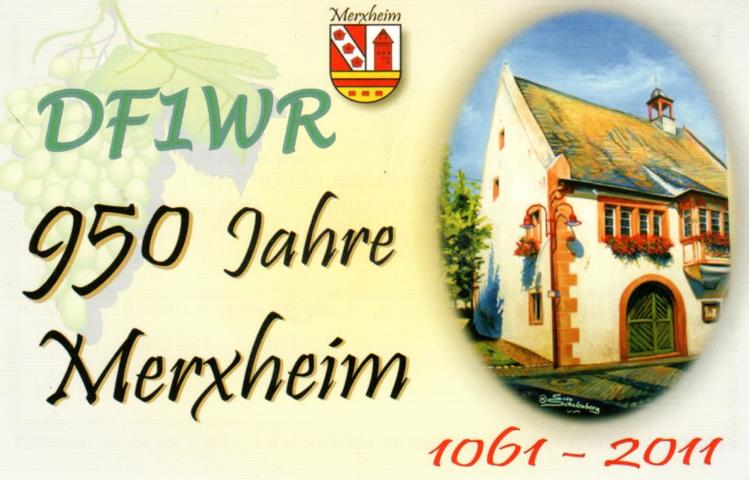 QSL image for DF1WR