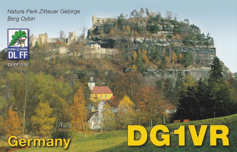 QSL image for DG1VR