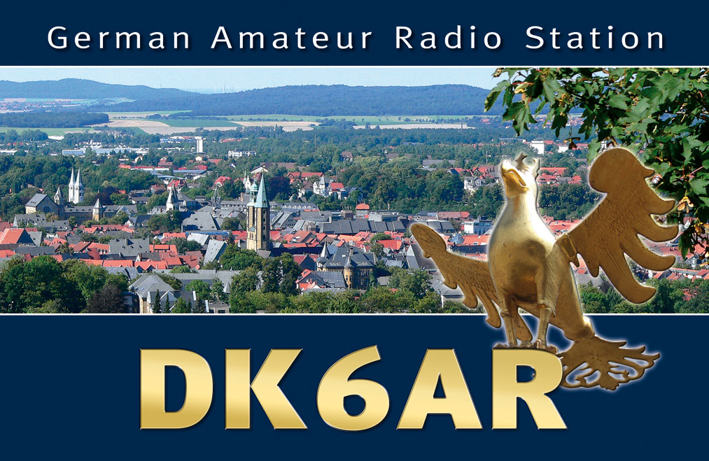 QSL image for DK6AR