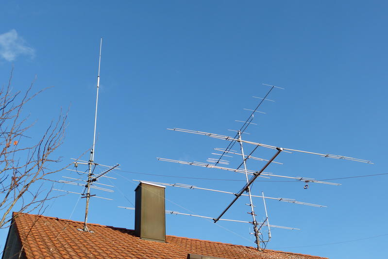 My antenna farm