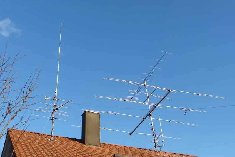 My antenna farm