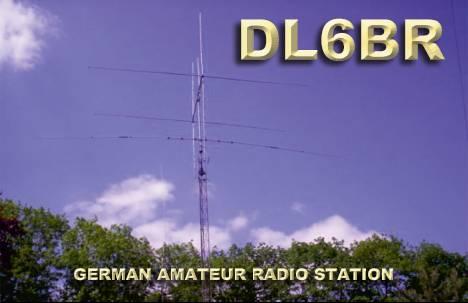 QSL image for DL6BR