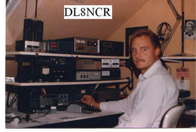 QSL image for DL8NCR