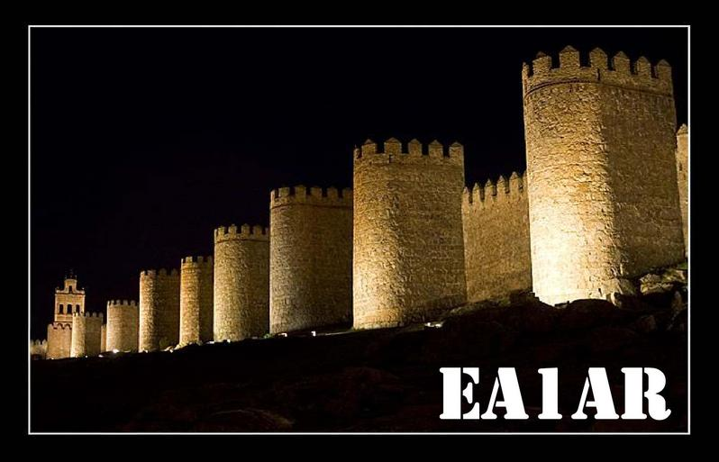 QSL image for EA1AR