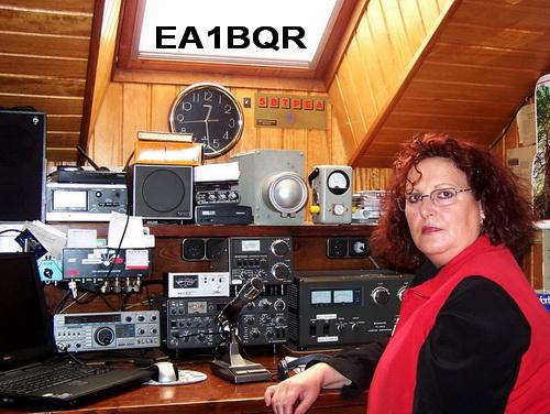QSL image for EA1BQR