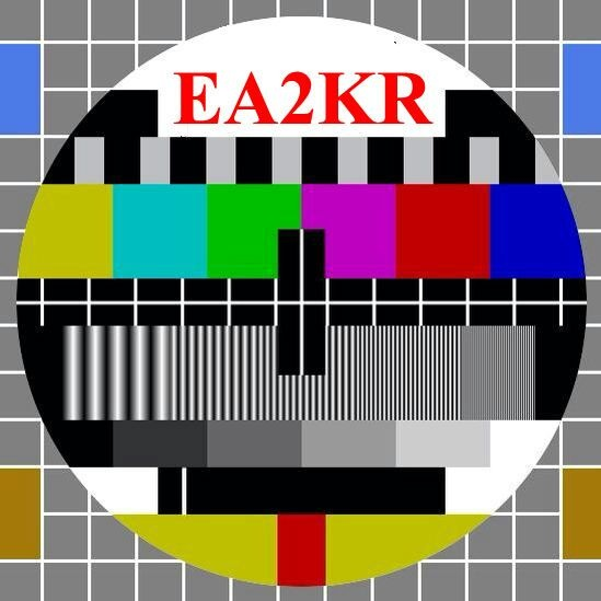 QSL image for EA2KR