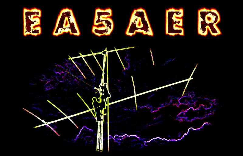 QSL image for EA5AER