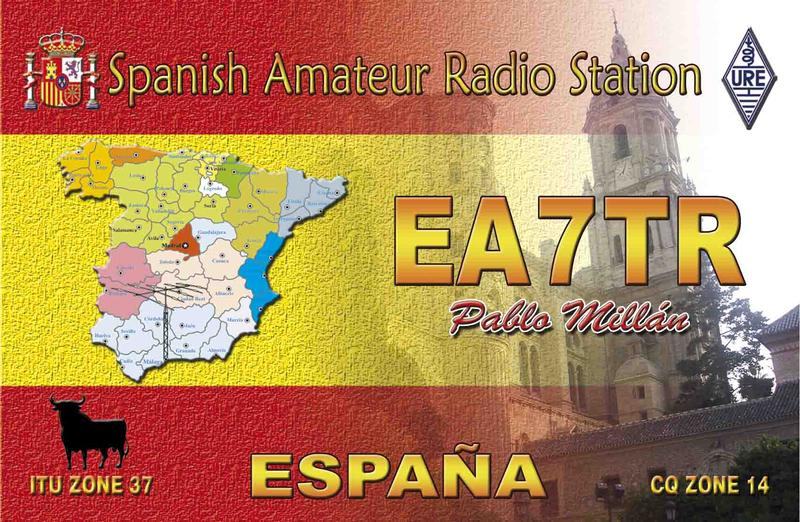 QSL image for EA7TR