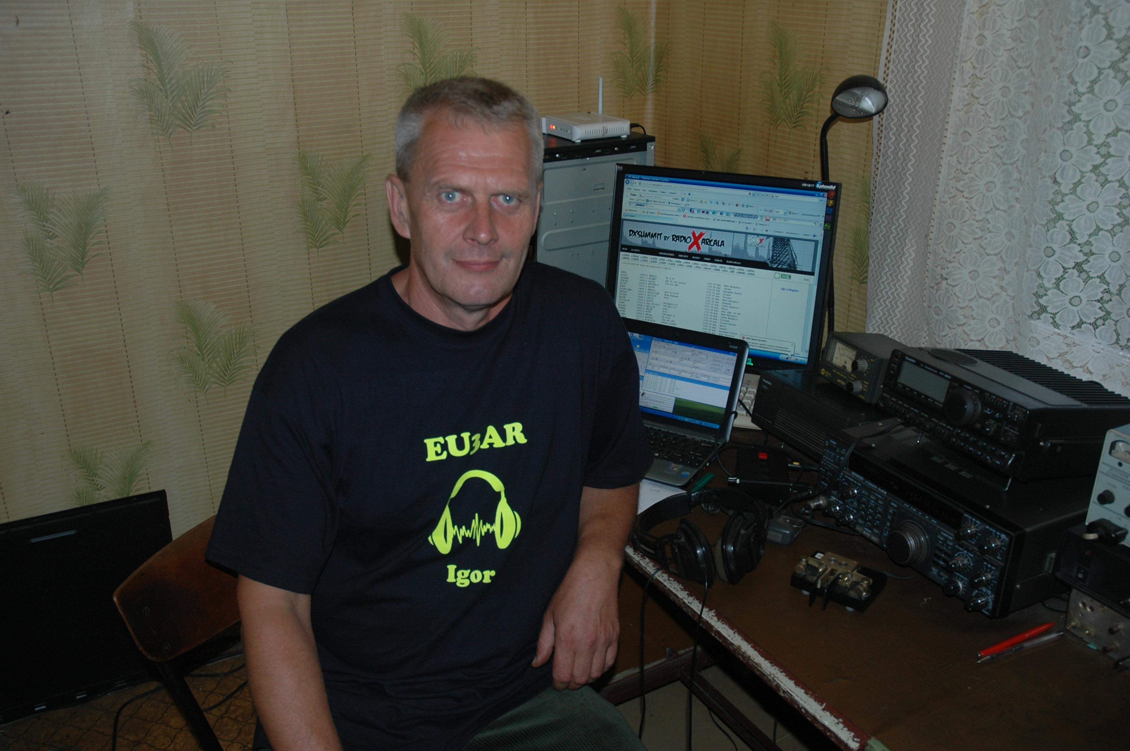 QSL image for EU3AR
