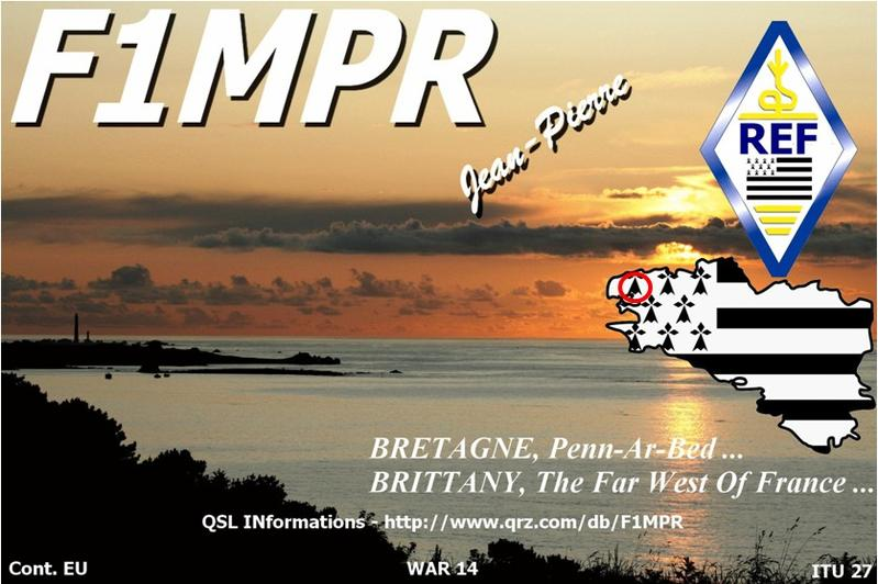 QSL image for F1MPR