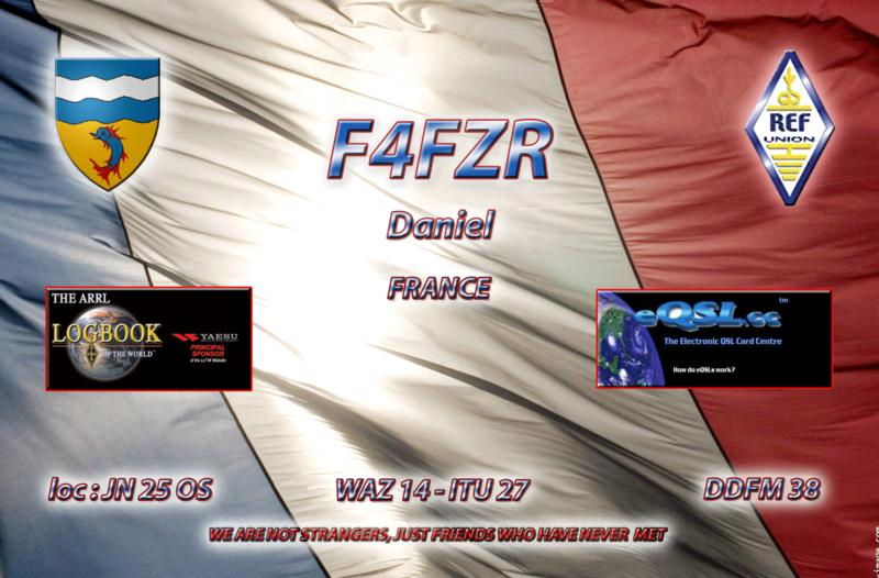 QSL image for F4FZR