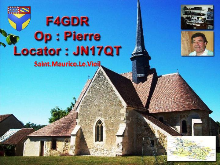 QSL image for F4GDR