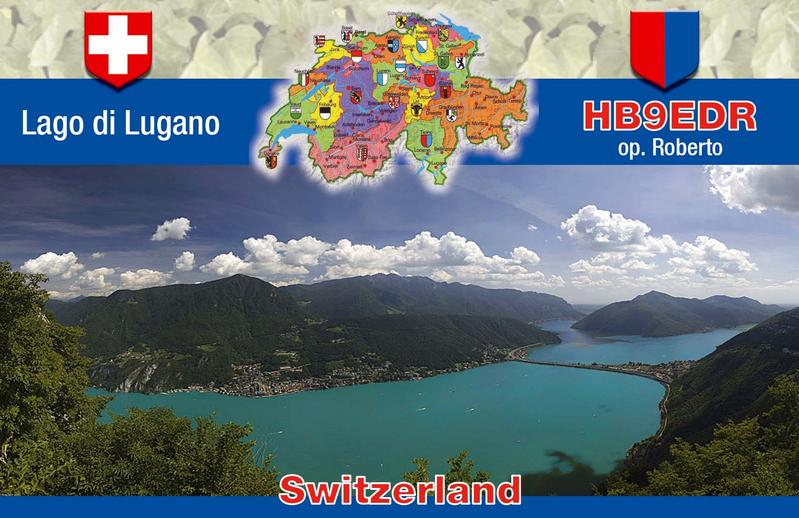 QSL image for HB9EDR