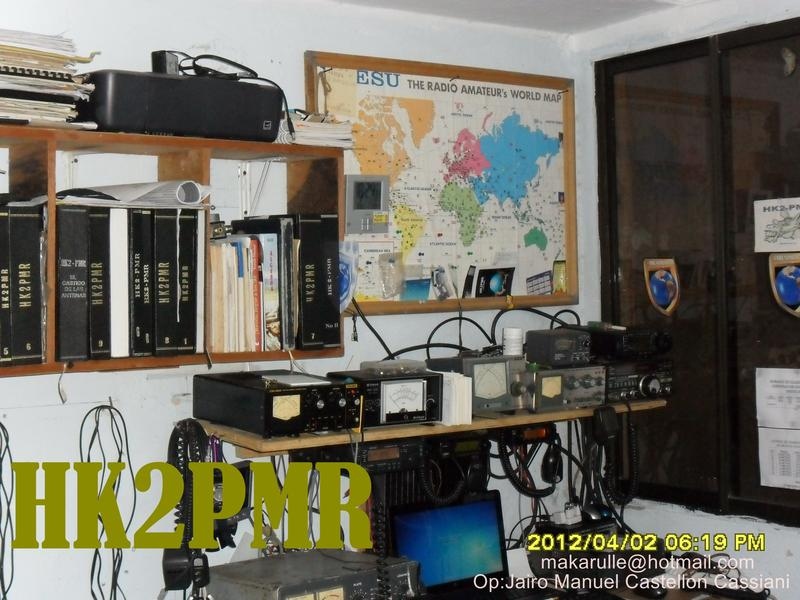 QSL image for HK2PMR