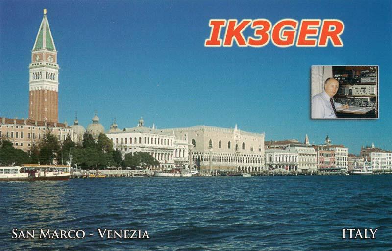 QSL image for IK3GER