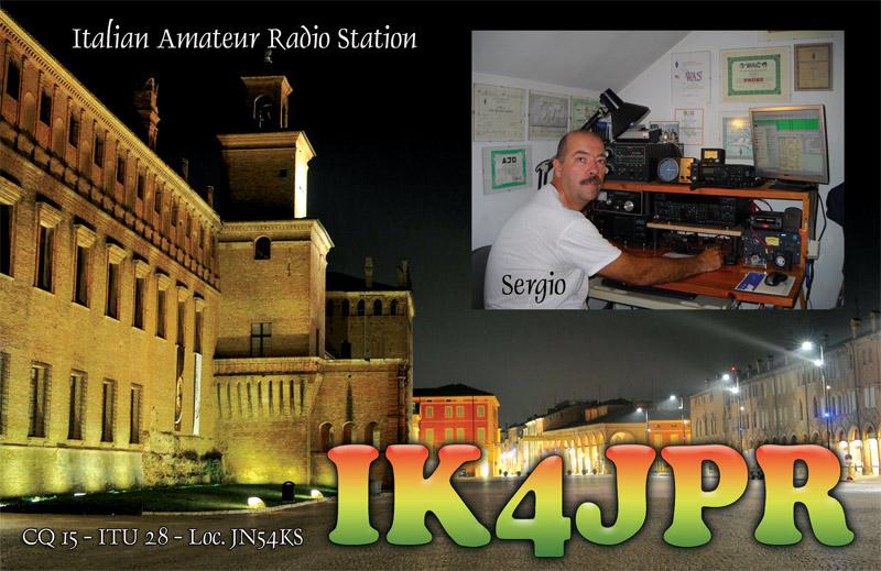QSL image for IK4JPR