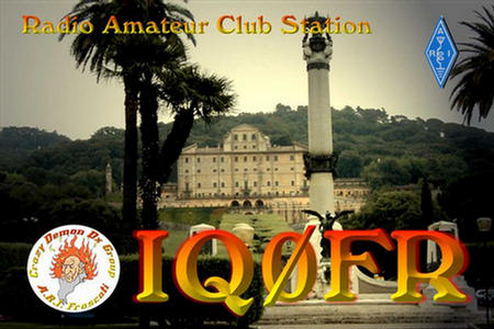 QSL image for IQ0FR