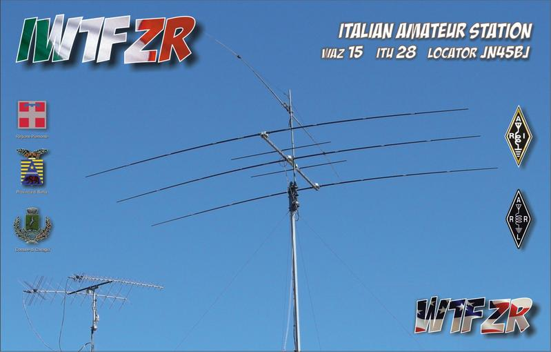 QSL image for IW1FZR