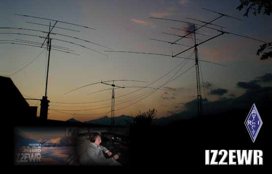 QSL image for IZ2EWR