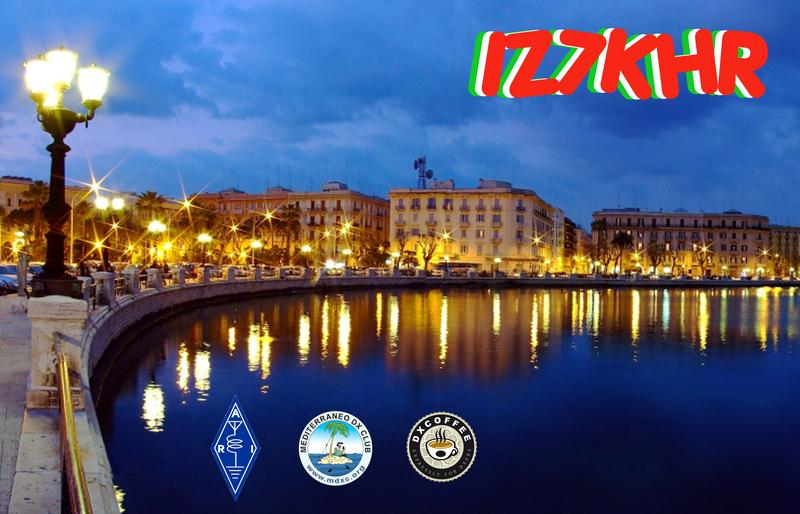 QSL image for IZ7KHR