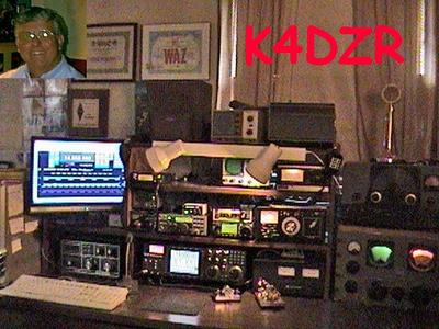 QSL image for K4DZR