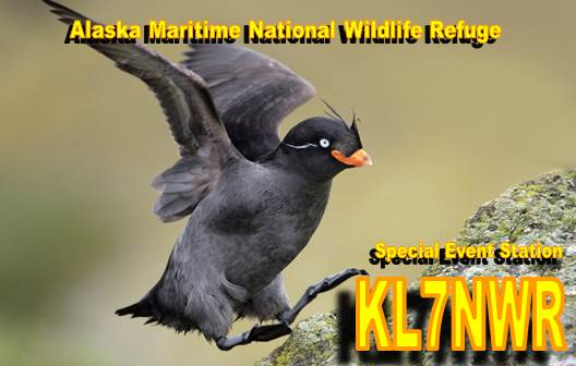 QSL image for KL7NWR