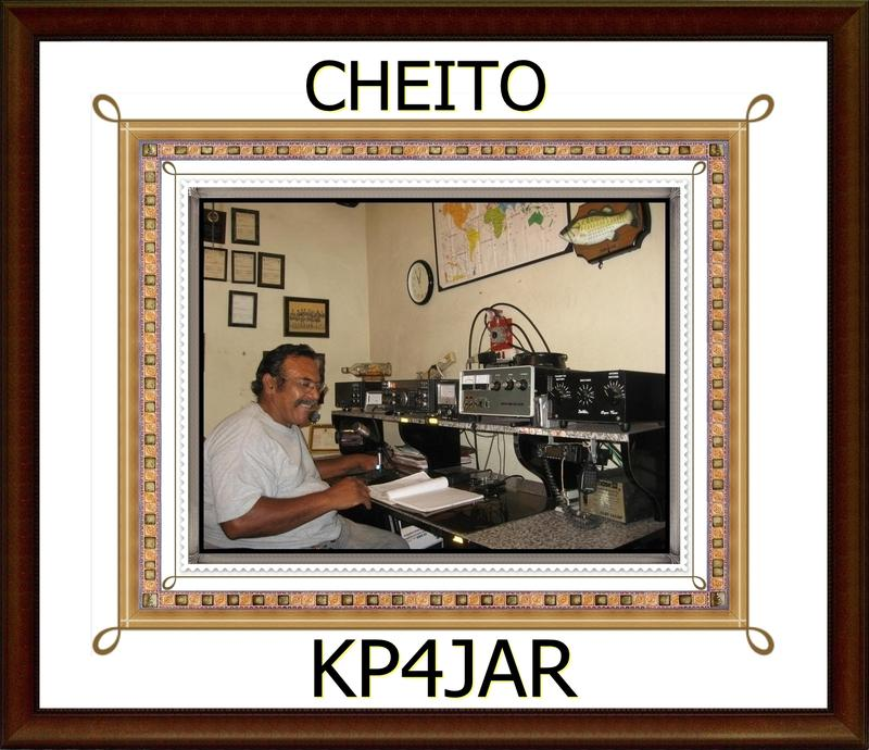 QSL image for KP4JAR