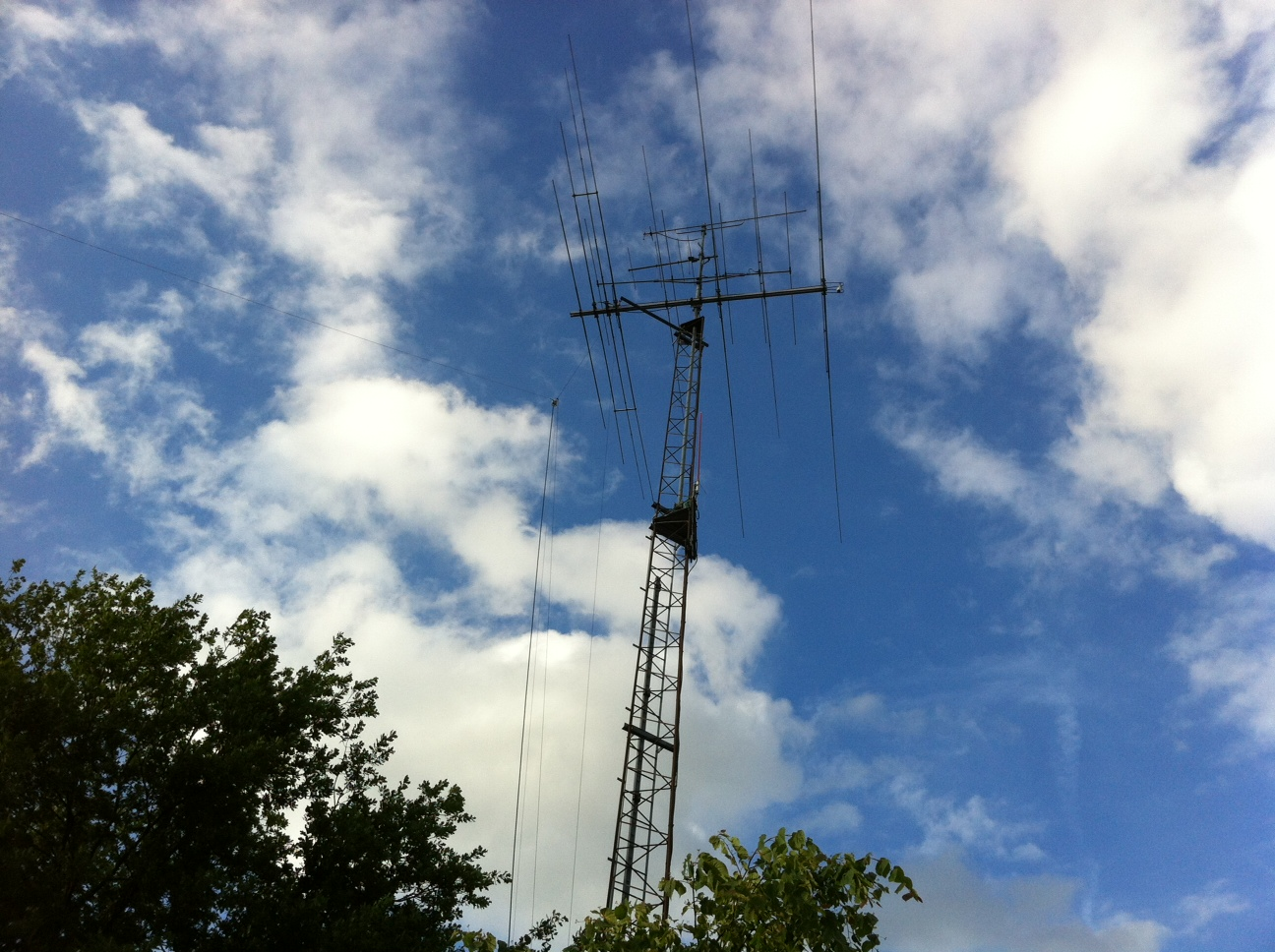 2013 antenna set-up