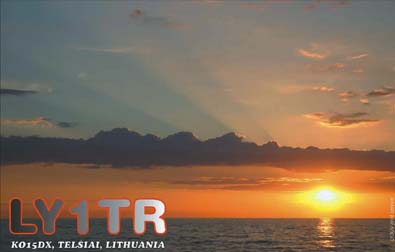 QSL image for LY1TR