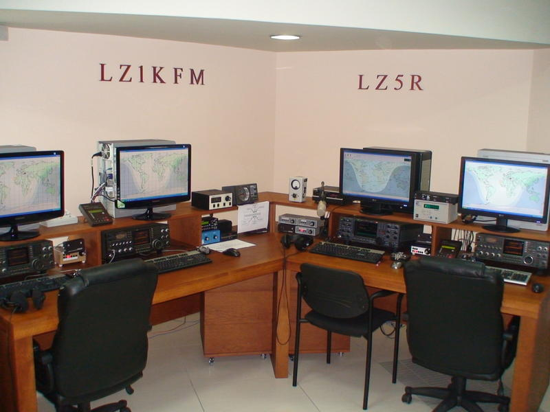 QSL image for LZ5R