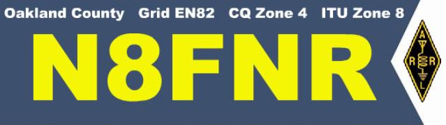 QSL image for N8FNR