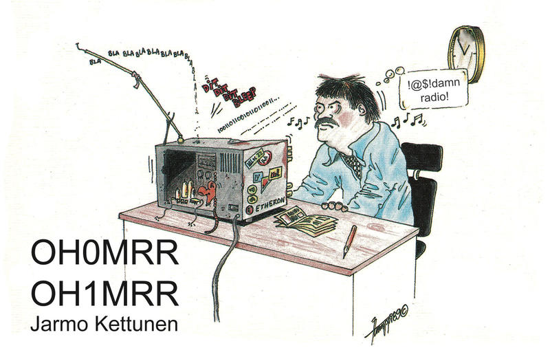 QSL image for OH1MRR